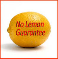 You won't ever get a lemon from us at The Empire Family of Services