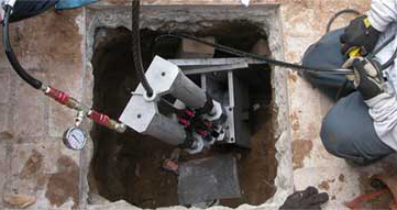 Trenchless sewer repalcement is affordable.